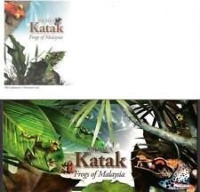 2007 MALAYSIA PRESENTATION PACK - FROGS