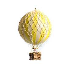 Small Model Hot Air Balloon Yellow Mobile