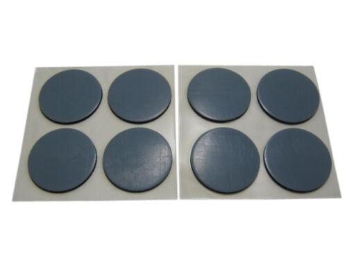8 x Möbelgleiter Teflongleiter Teflon Gleiter Supergleiter selbstklebend 28mm