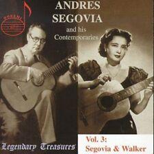 Andrés Segovia - His Contemporaries 3 [New CD]