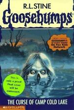 Goosebumps Ser.: The Curse of Camp Cold Lake by R. L. Stine (1997, Trade Paperback)