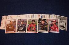 2006 TRAKS NASCAR COMPLETE SET 1-110 (VN19)