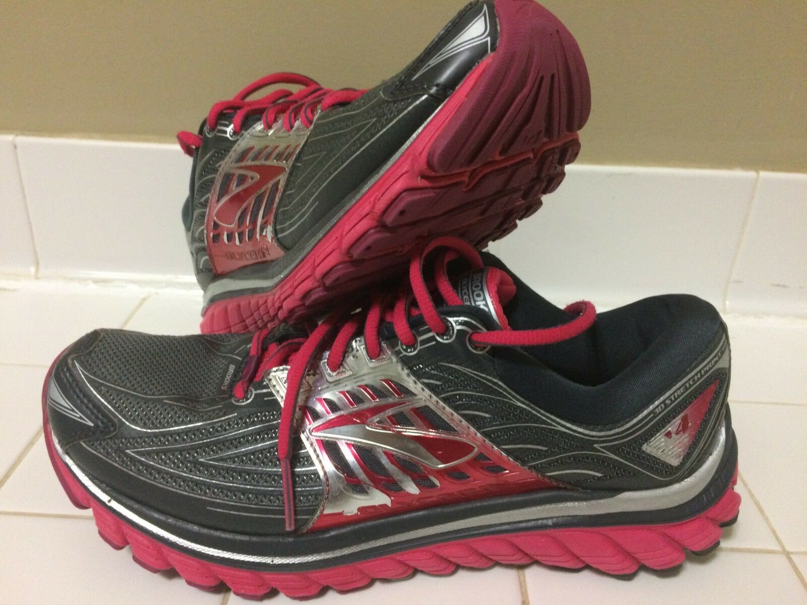 Brooks Glycerin 14 Women shoes Running Athletic Size 9