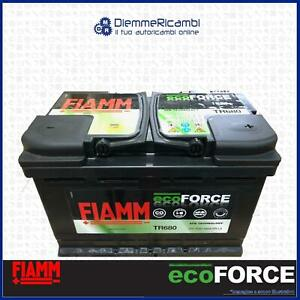 BATTERIA-AUTO-FIAMM-TR680-ECO-FORCE-AGM-START-amp-STOP-70-AH-680-A