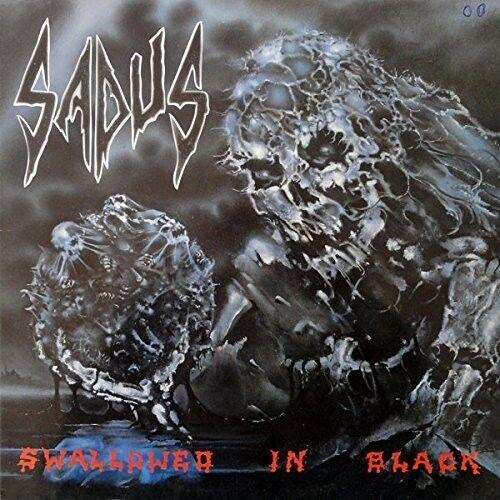 SADUS - SWALLOWED IN BLACK   CD NEW!