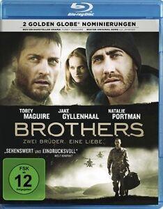 BROTHERS-Tobey-Maguire-Jake-Gyllenhaal-Natalie-Portman-Blu-ray-Disc-NEU-OVP