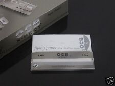 5 Booklets (250 hojas) OCB X-PERT 1 1/4 78 mm Rolling Papers #1452