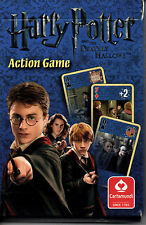 Harry Potter and the Deathly Hallows.  Action game.  NEW