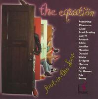Various Artists - The Equation: Foot In The Door - Cd, 2000