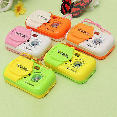 Color Random Boy Girl Learning Study Camera Children Take Photo Educational Toy