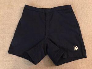 DESCENTE-Women-039-s-Navy-Cycling-Shorts-Size-L-C1