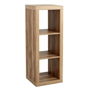 Image Is Loading Vinyl Record Storage Cabinet Wood 3 Cube Book