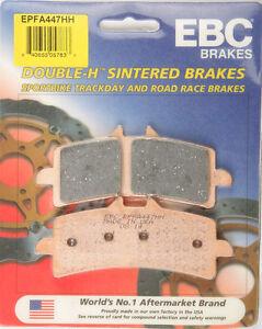 EBC EXTREME PRO BRAKE PADS Fits: Aprilia RSV 1000 R Factory,RSV4 R APRC,RSV4 Fac