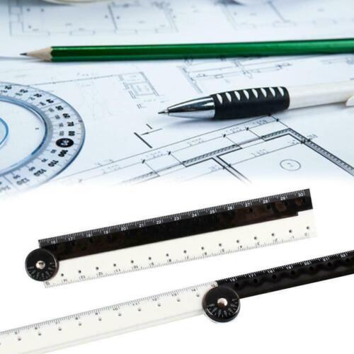 30cm Foldable RulerFolding School Exam RulersStationery School Protra W9D0