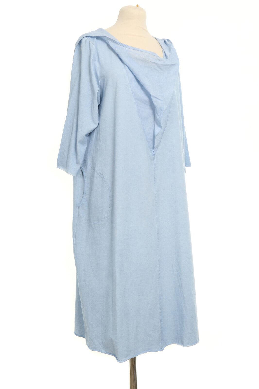 Fabulous Italian Designer Brand Luukaa - Quirky hooded dress