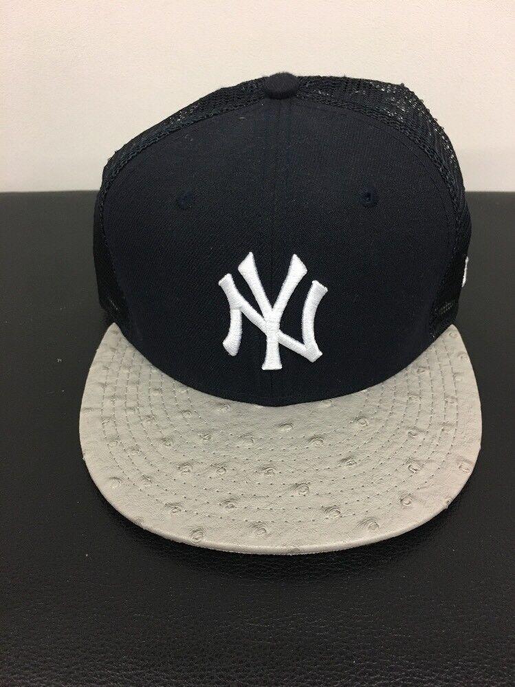 43c95077 czech new era new york yankees strapback mesh back prototype sample  strapback yankees hat 362d3e 74b4a