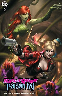 DC Universe Game Art Figure Statue Poison Ivy Harley #3 Photo Print