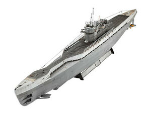 Revell 05133 German submarine Type IX C/40