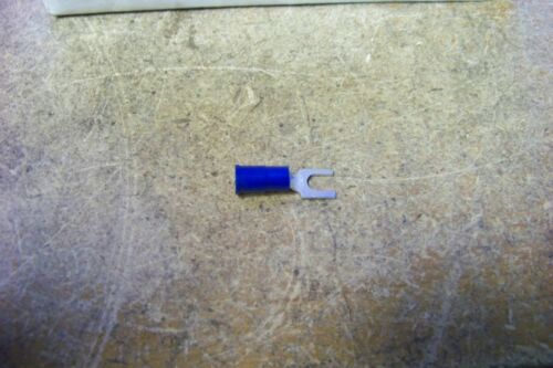 100 Counts MV14-10FBK Locking Brazed Fork /& Spade Terminal NEW 3M Scotchlok