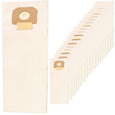 Paper Dust Bags for Karcher Vacuum Hoover NT65//2 AP Eco ME NT70//1 NT70//2 TC x 5