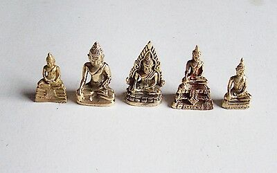 Set of Mini Buddhas