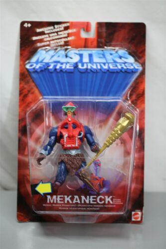 MOTU Masters of the Universe 200x Mekaneck Action Figure NEW!