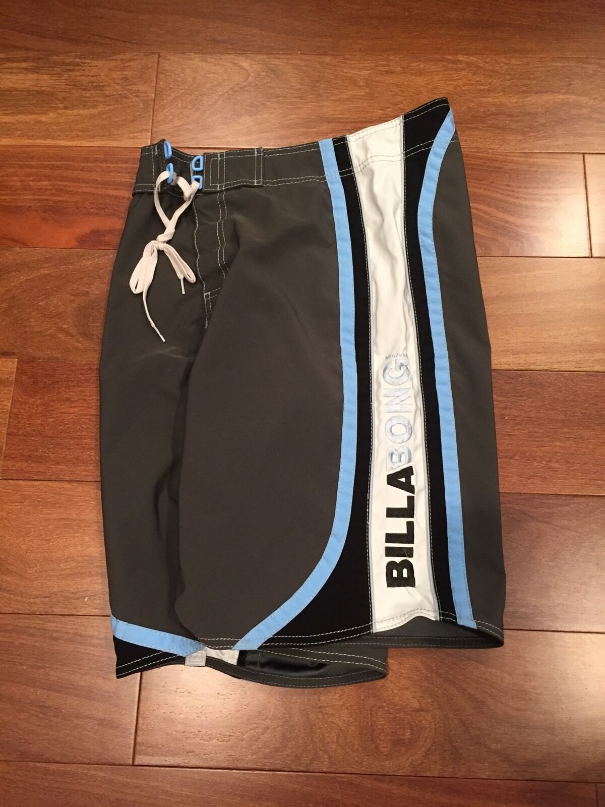 Billabong Vintage Mens Board Shorts Grey Sz 32