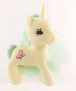 Gi-Go Wonder Pony Land 5-09-B2 Unicorn Green w/ Butterfly Symbol