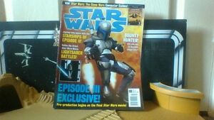 STAR WARS MAGAZINE NO 42 JANFEB 2003 - stroud, Gloucestershire, United Kingdom - STAR WARS MAGAZINE NO 42 JANFEB 2003 - stroud, Gloucestershire, United Kingdom
