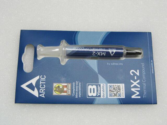 seringue de pâte thermique Arctic MX-2 de 4 grammes