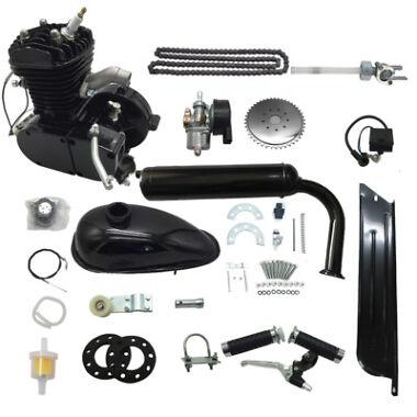 80cc 2-Stroke Bicycle Gas Engine Kit