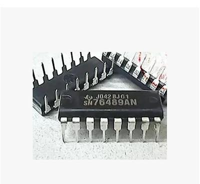 10 Stücke SN76489AN DIP-16 Digitaler Komplexer Soundgenerator qb