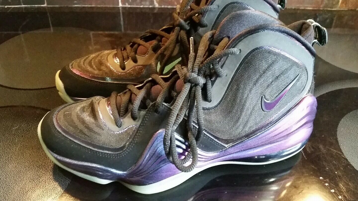 Nike Air Penny 5 Invisibility Cloak 537331-002 Men's US 7.5