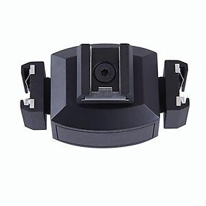 Movo-HVA30-Triple-Video-Bracket-for-DSLR-Camera-Hot-Shoe-Light-Microphone-Flash