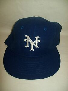 a380d3711c4 NEW YORK GIANTS HAT COOPERSTOWN COLLECTION ROMAN 6.3 4 SIZE 1936-36 ...
