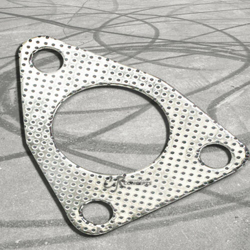 EXHAUST MANIFOLD HEADER DOWNPIPE GASKET FOR 93-01 HONDA PRELUDE 90-93 ACCORD