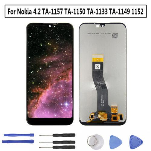 Para Nokia 4.2 TA-1157 TA-1150 TA-1133 TA-1149 1152 KIT pantalla táctil LCD RHN2