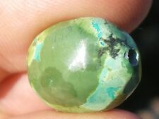 1 Wonderfull  Perfect old turquoise Bead From Nepal  14 cts
