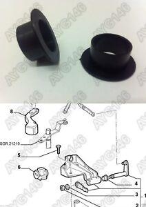 ALFA-ROMEO-147-156-GT-GTA-GTV-GEAR-LINKAGE-CHANGE-BUSHES-X2-New-Genuine