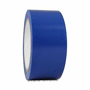 """2"""" x 108' Dark Blue  Vinyl Adhesive Pinstriping Tape Lane Marking Car DecorStrip"""