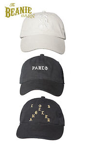 cc3b452d6ae I FEEL LIKE PABLO Dad hat - EMBROIDERED not cheap print kanye west ...