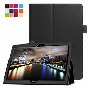 Custodia-Protettiva-Per-Huawei-Mediapad-T3-10-Smart-Cover-Custodia-a-Libro