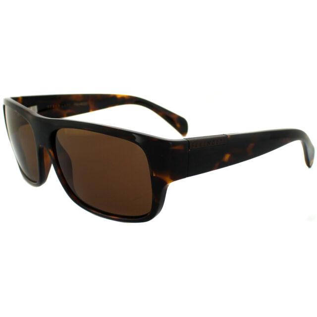 32559e607bce Serengeti Sunglasses Monte 7230 Shiny Dark Tortoise Drivers Brown Polarized