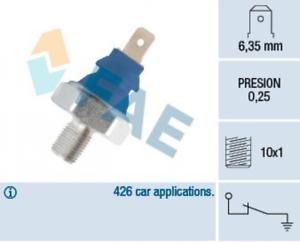 Öldruckschalter für Schmierung FAE 11690