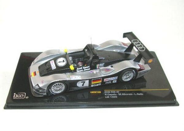 Audi R8r No. 7 Lemans 1999