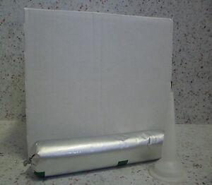 ottoseal-S28-20-x-400ml-TRANSPARENTE-Acuarios-amp-Silicona-Piedra-de-Vidrio-para