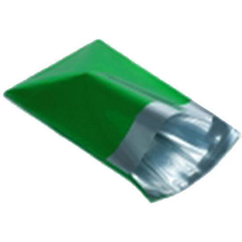 "10 Metallic Green 14/""x16/"" Mailing Postage Postal Bags"