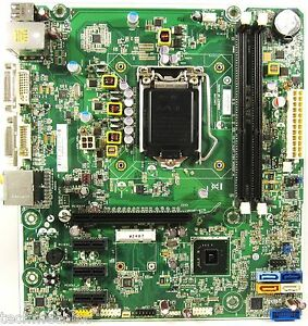 Details about HP Joshua H-JOSHUA-H61-uATX :1 00 Motherboard 670960-001  System Board TESTED