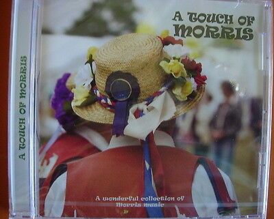 A Touch Of Morris CD NEW SEALED Dance Folk Chris Leslie/Fairport Convention+
