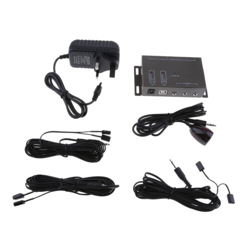 Infrared Remote Controls Repeater Extender with Emitter Cable UK Easy to Use
